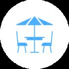 icone terasse